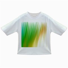 Folded Digitally Painted Abstract Paint Background Texture Infant/toddler T Shirts