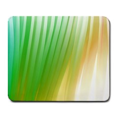 Folded Digitally Painted Abstract Paint Background Texture Large Mousepads