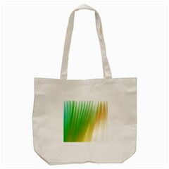 Folded Digitally Painted Abstract Paint Background Texture Tote Bag (Cream)