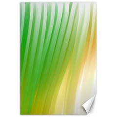 Folded Digitally Painted Abstract Paint Background Texture Canvas 20  X 30