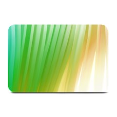 Folded Digitally Painted Abstract Paint Background Texture Plate Mats