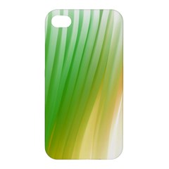 Folded Digitally Painted Abstract Paint Background Texture Apple iPhone 4/4S Premium Hardshell Case