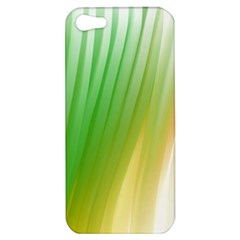 Folded Digitally Painted Abstract Paint Background Texture Apple Iphone 5 Hardshell Case