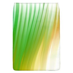 Folded Digitally Painted Abstract Paint Background Texture Flap Covers (L)