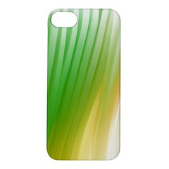 Folded Digitally Painted Abstract Paint Background Texture Apple iPhone 5S/ SE Hardshell Case
