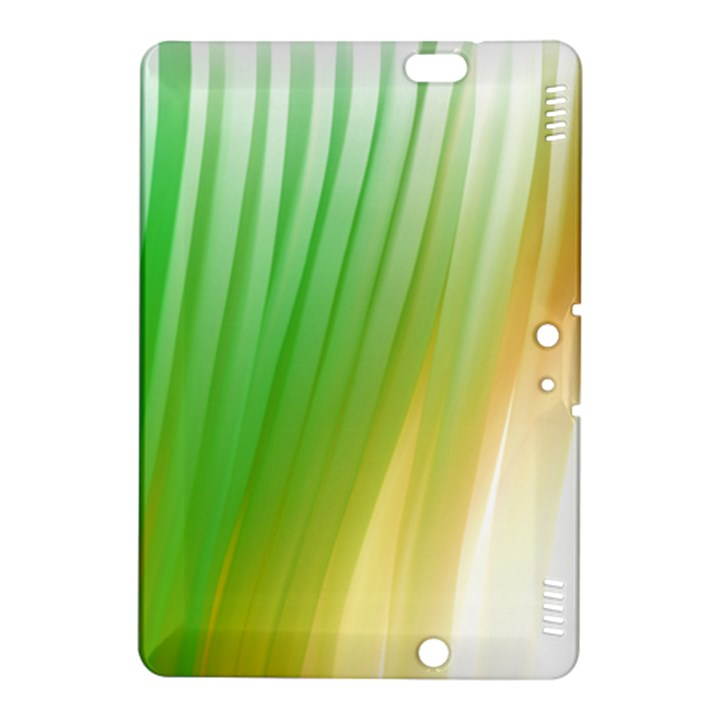 Folded Digitally Painted Abstract Paint Background Texture Kindle Fire HDX 8.9  Hardshell Case