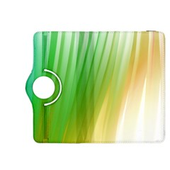 Folded Digitally Painted Abstract Paint Background Texture Kindle Fire HDX 8.9  Flip 360 Case