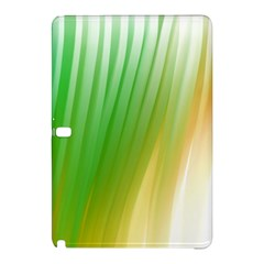Folded Digitally Painted Abstract Paint Background Texture Samsung Galaxy Tab Pro 10.1 Hardshell Case