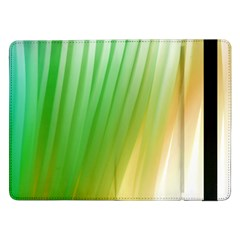 Folded Digitally Painted Abstract Paint Background Texture Samsung Galaxy Tab Pro 12.2  Flip Case