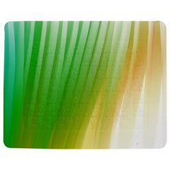 Folded Digitally Painted Abstract Paint Background Texture Jigsaw Puzzle Photo Stand (Rectangular)