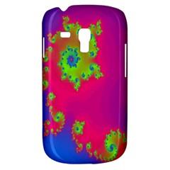 Digital Fractal Spiral Galaxy S3 Mini