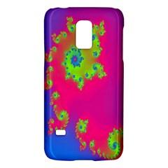 Digital Fractal Spiral Galaxy S5 Mini
