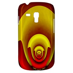 Red Gold Fractal Hypocycloid Galaxy S3 Mini