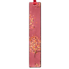 Beautiful Tree Background Pattern Large Book Marks