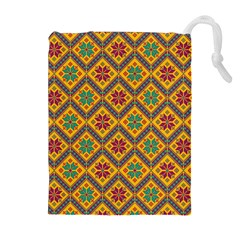 Folklore Drawstring Pouches (Extra Large)