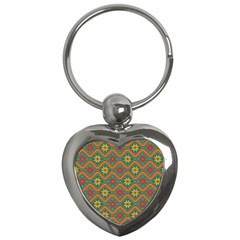 Folklore Key Chains (Heart)
