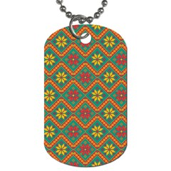 Folklore Dog Tag (One Side)