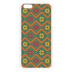 Folklore Apple Seamless iPhone 6 Plus/6S Plus Case (Transparent)