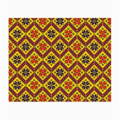 Folklore Small Glasses Cloth (2-Side)