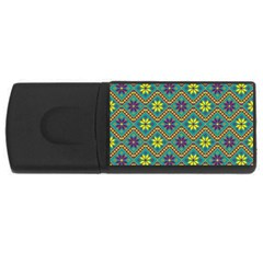 Folklore USB Flash Drive Rectangular (2 GB)