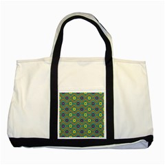 Folklore Two Tone Tote Bag