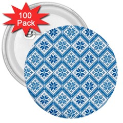 Folklore 3  Buttons (100 pack)