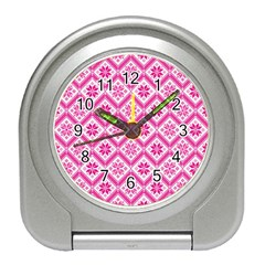 Folklore Travel Alarm Clocks