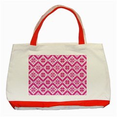 Folklore Classic Tote Bag (Red)
