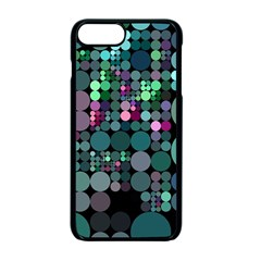 Color Party 03 Apple Iphone 7 Plus Seamless Case (black)