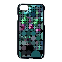 Color Party 03 Apple Iphone 7 Seamless Case (black)