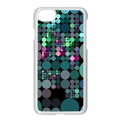 Color Party 03 Apple Iphone 7 Seamless Case (white)