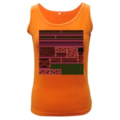 Blaster Master Women s Dark Tank Top
