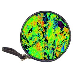 Bow Canopy Height Satelite Map Classic 20 Cd Wallets