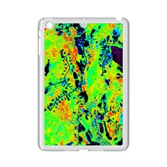 Bow Canopy Height Satelite Map Ipad Mini 2 Enamel Coated Cases