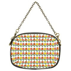 Flowers Chain Purses (Two Sides)