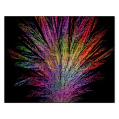 Fractal In Many Different Colours Rectangular Jigsaw Puzzl
