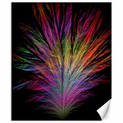 Fractal In Many Different Colours Canvas 20  X 24