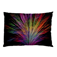 Fractal In Many Different Colours Pillow Case (Two Sides)