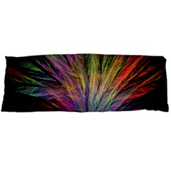 Fractal In Many Different Colours Body Pillow Case (Dakimakura)