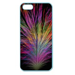 Fractal In Many Different Colours Apple Seamless iPhone 5 Case (Color)