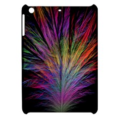 Fractal In Many Different Colours Apple iPad Mini Hardshell Case