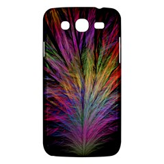 Fractal In Many Different Colours Samsung Galaxy Mega 5.8 I9152 Hardshell Case