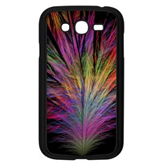 Fractal In Many Different Colours Samsung Galaxy Grand DUOS I9082 Case (Black)