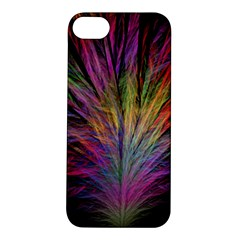 Fractal In Many Different Colours Apple iPhone 5S/ SE Hardshell Case