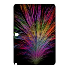 Fractal In Many Different Colours Samsung Galaxy Tab Pro 10.1 Hardshell Case