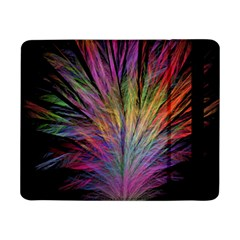 Fractal In Many Different Colours Samsung Galaxy Tab Pro 8 4  Flip Case