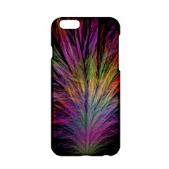 Fractal In Many Different Colours Apple iPhone 6/6S Hardshell Case
