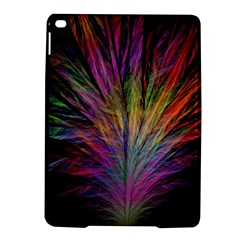 Fractal In Many Different Colours Ipad Air 2 Hardshell Cases