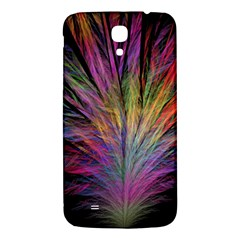 Fractal In Many Different Colours Samsung Galaxy Mega I9200 Hardshell Back Case