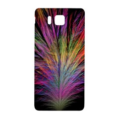 Fractal In Many Different Colours Samsung Galaxy Alpha Hardshell Back Case